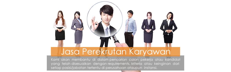 Jasa Perekrutan Karyawan EDP
